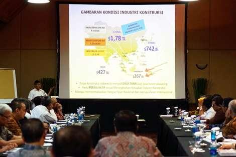 Sinergi Konstruksi Indonesia untuk Merambah Pasar Internasional