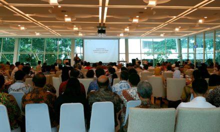 Bangun Corporate Culture, Pesan Wamenlu Fachir pada Pimpinan Kemlu