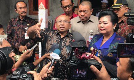"Dirjen Rehsos Resmikan ""Kampung Kesetiakawanan Sosial"" di Karangasem"