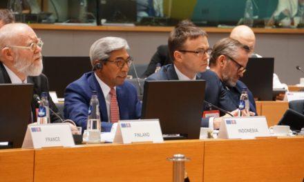 Indonesia Kembali Perjuangkan Isu Sawit pada Pertemuan ASEAN-Uni Eropa