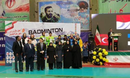 Indonesia Borong Medali di Iran Fajr Badminton International Challenge 2019